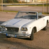 French patina: 1964 Lancia Flavia 1.8 Convertibile by Vignale