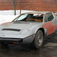 Dropping wind: 1975 Maserati Bora 4.9