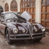 Startin' high: 1947 Alfa Romeo 6c 2500 by Touring