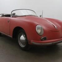 No optionals: 1956 Porsche 356 A Speedster
