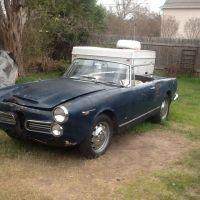 Seven days left: 1963 Alfa Romeo 2600 Spider by Touring