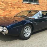 Blue gold: 1969 Lamborghini Espada