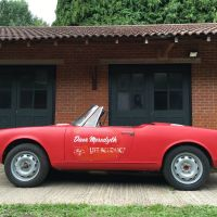 Two cars, one lot: 1960 Alfa Romeo Giulietta Spider + 1958 Sprint