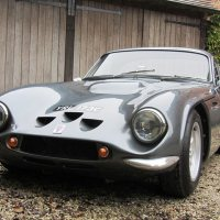 Intimidator: 1965 TVR Griffith