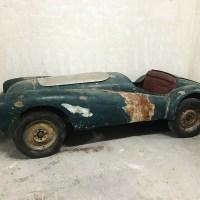 """Sleeping etceterini: 1946 Fiat """"barchetta"""""""