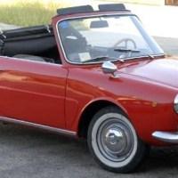 Ultra rare: 1960 Fiat 600 D Capri by Caprera