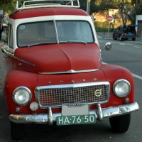 Old faithful: 1958 Volvo PV445 Duett