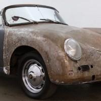 Next summer: 1958 Porsche 356 A Cabriolet