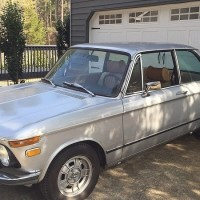 Needs nothing: 1974 BMW 2002 Tii