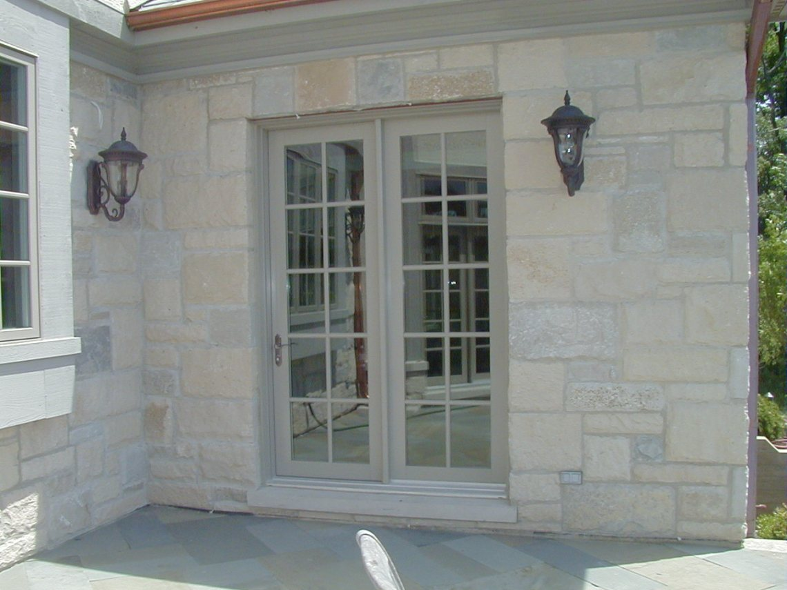 Image Result For Center Sliding Patio Doors