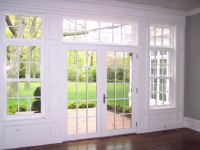 Hinged Patio Door Photo Gallery - Classic Windows, Inc.