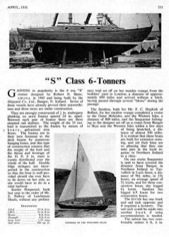 BANGOR S CLASS YM 1951 ARTICLE-1