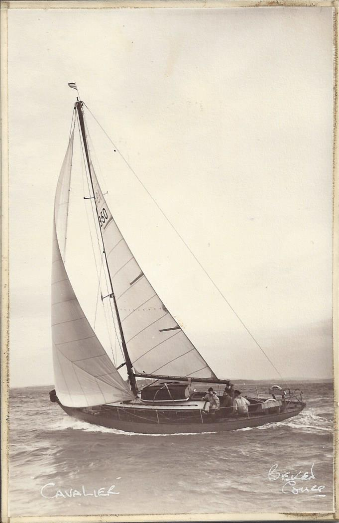 Beken photo, c. 1964
