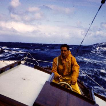 Chicane - mid-November, 1959