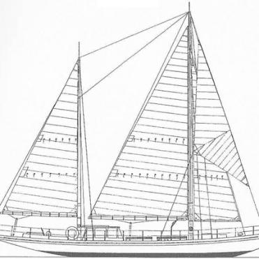 Desiree sail plan