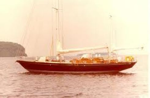 Falcon ketch