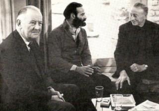 John Illingworth and Angus Primrose