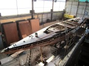 Marga under restoration