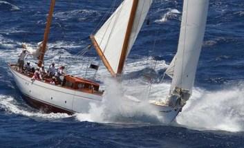 Antigua Classic Yacht Regatta 2014Mariella