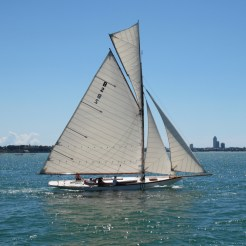 Ngatira sail