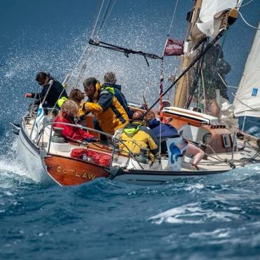 Outlaw at Argentario 2018
