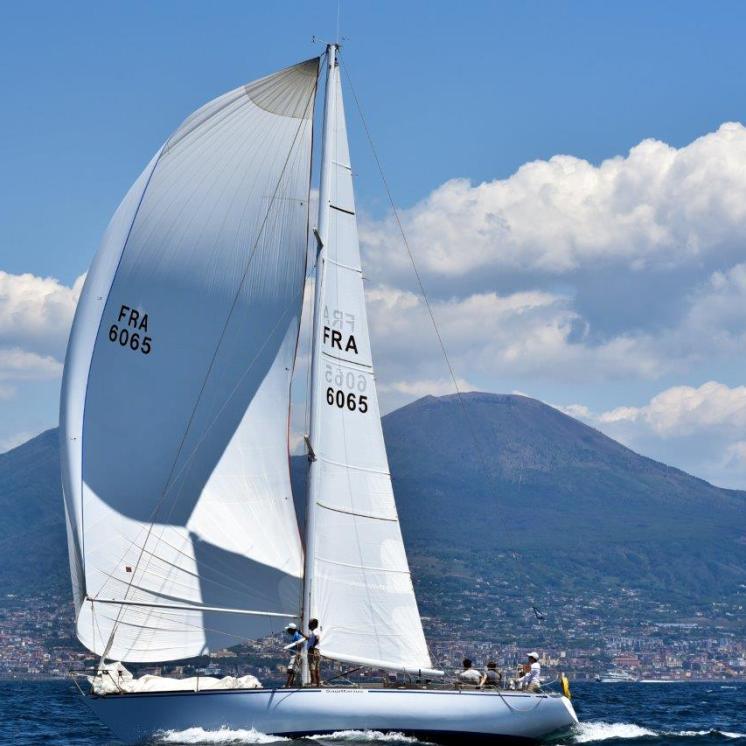 Sagittarius racing at Naples