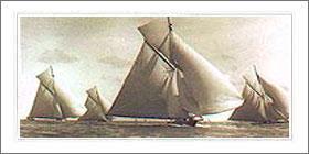 Sonya leads the 15-Metre fleet
