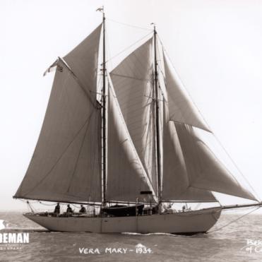 Vera Mary (Beken)