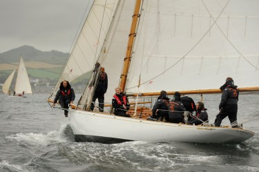 The Fife Regatta 2013, Classic sailing on the Clyde Day 2