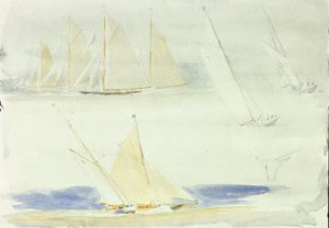 Yachts, Cowes