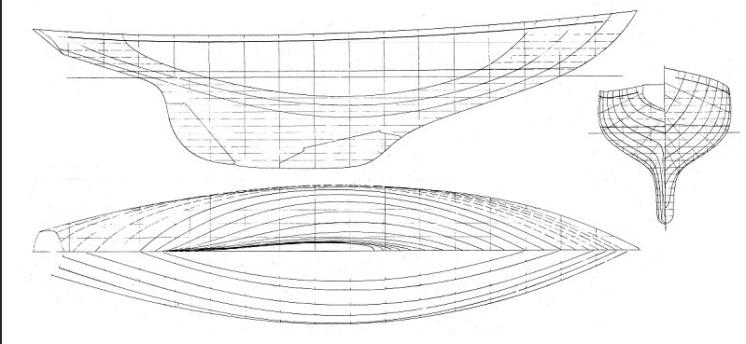 Galahad line drawings