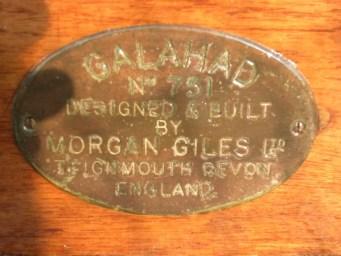Galahad plate