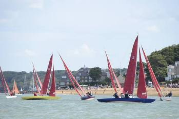 Redwing Cowes 2014