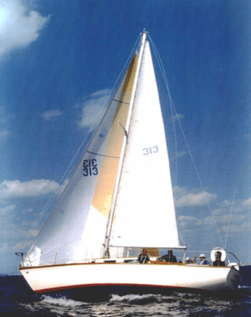 Frolic sailing