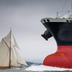 Mariquita and a tanker