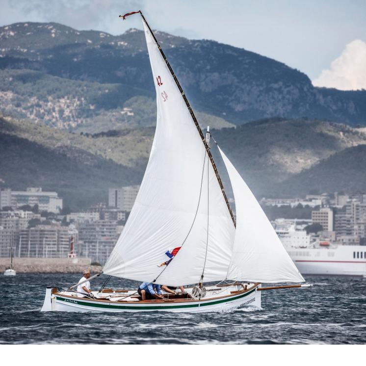 XXI Regata Illes Balears Classics, 2015
