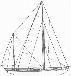 Ella sail plan
