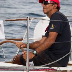 Argentario sailing Week 2016 - Ivan Gradini owner of Naif