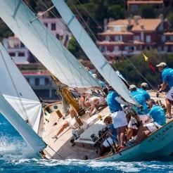 Porto Santo Stefano, Italy - 18 June 2016 - Panerai Classic Yachts Challenge 2016 - Argentario sailing Week 2016 - Skylark Ph: Guido Cantini / Panerai / SeaSee.com