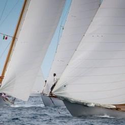 Argentario sailing Week 2016 Chinook and Rowdy