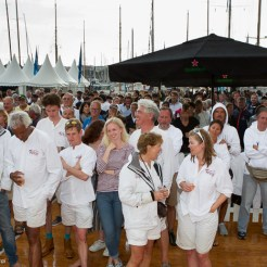 Antibes, France, 5 June 2016, Panerai Classic Yacht Challenge 2016, Voiles D'Antibes 2016, Prize Giving Ceremony. Ph: Guido Cantini / Panerai / SeaSee.com