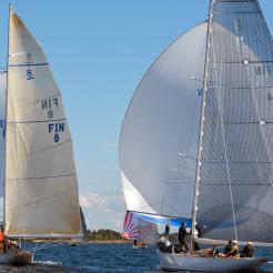 Windy, Helsinki, 2014 with Katrina(FIN-14)