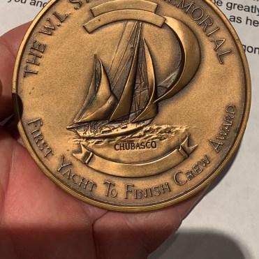 Chubasco Transat Award