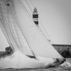Kelpie of Falmouth XIV Copa del Rey - Mahon - Panerai 2017 Ph: Guido Cantini / Panerai