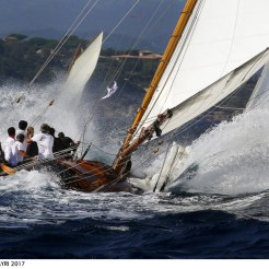 Gerald Coulon, Marga in pursuit, Les Voiles de St Tropez