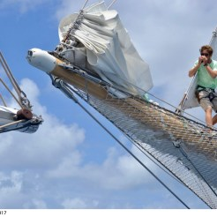 Jan Hein - Adix closes in on Columbia, Antigua Classics