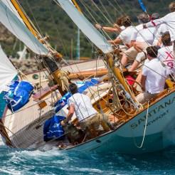 Santana, Argentario Sailing Week, 2018 Ph: Guido Cantini / Panerai