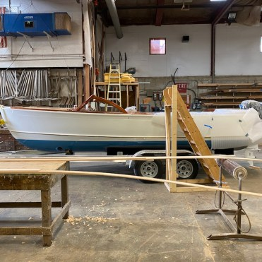 21 Runabout ready to go