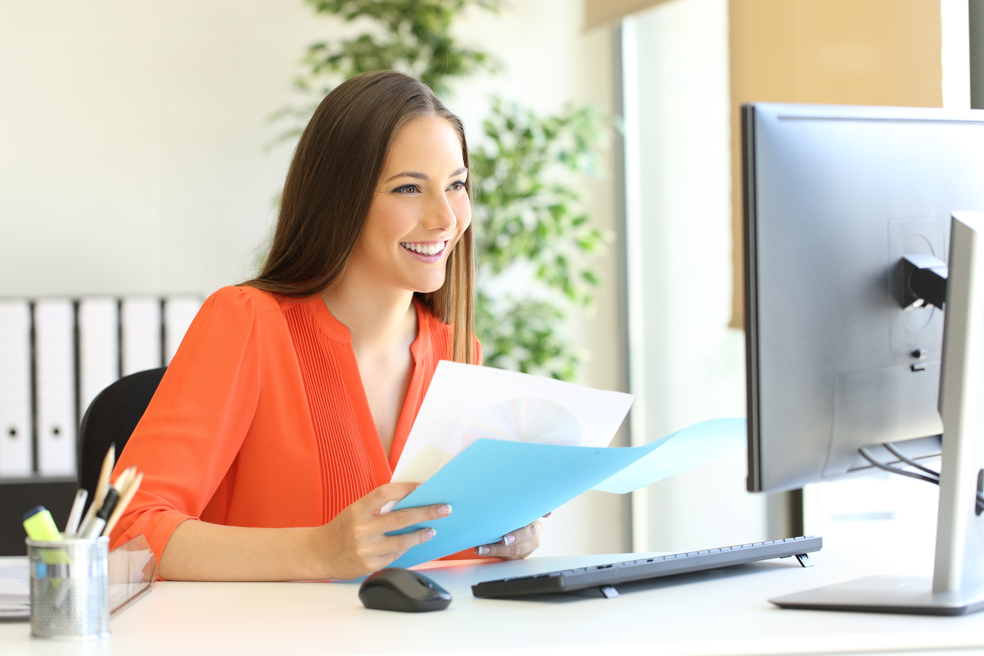 How To Get A Job As An Office Assistant Usa Today