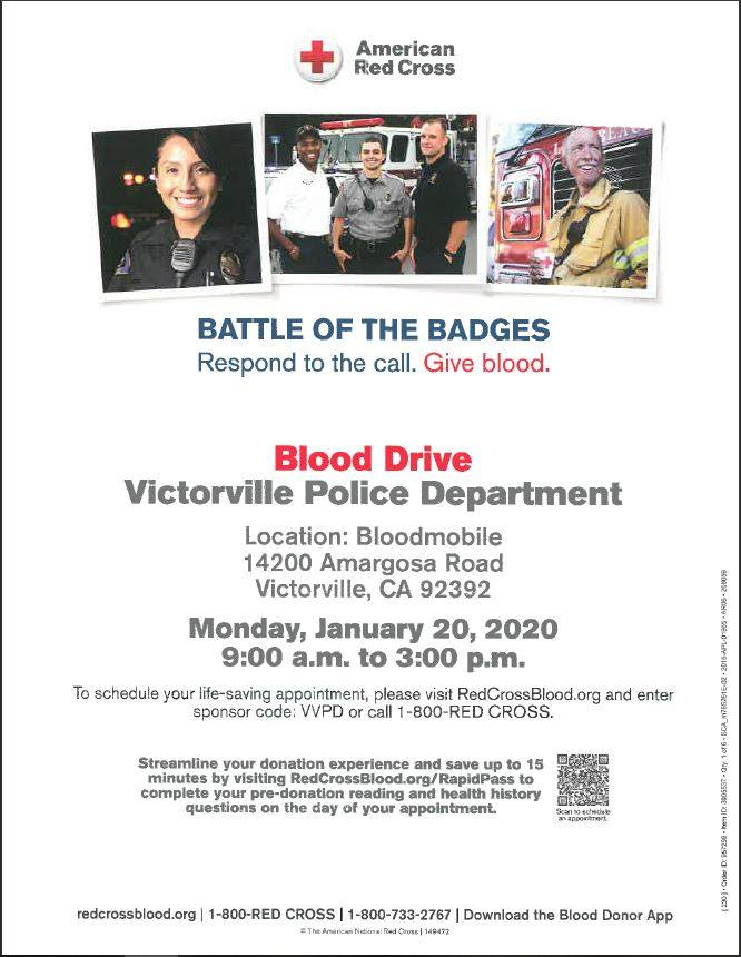 event blood drive